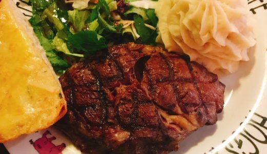 ケアンズのステーキハウスで食べて欲しい一品